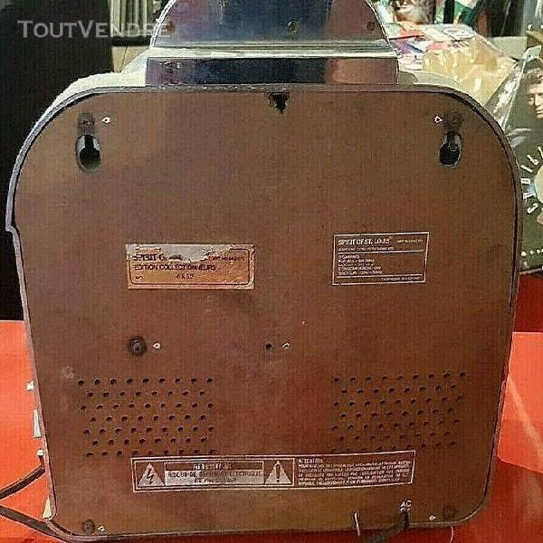 Mini juke box - radio cassette vintage collection