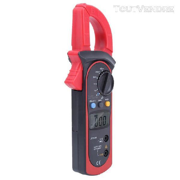 Testeur de résistance de courant alternatif de tension ac /