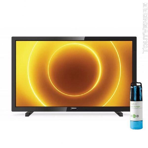 """Philips tv led 24"""" 60cm téléviseur full hd 1080p pixel"""