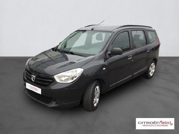 Dacia lodgy diesel chateaubriant 44 | 9670 euros 2014