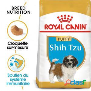 Royal canin puppy shih tzu pour chiot 3 x 1,5 kg