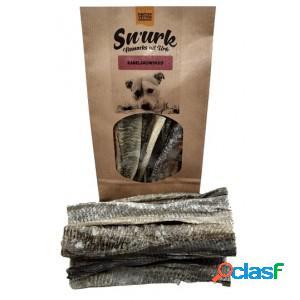 Sn'urk peau de cabillaud 75 gr pour chien ou chat par 2 unités