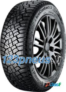 Continental icecontact 2 (215/55 r17 98t xl, clouté)