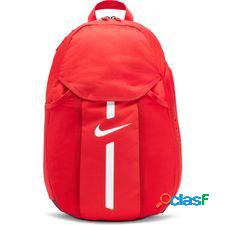 Nike sac à dos academy team - rouge/noir/blanc