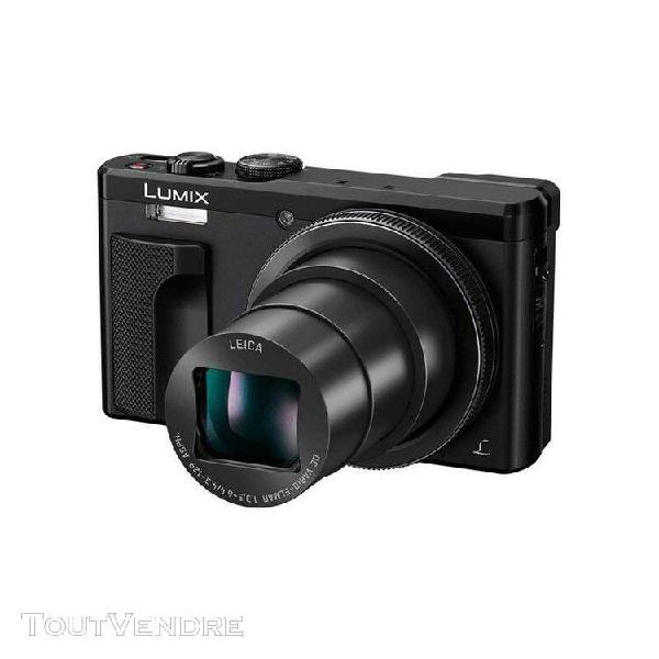 Panasonic compact lumix dmc-tz82 noir
