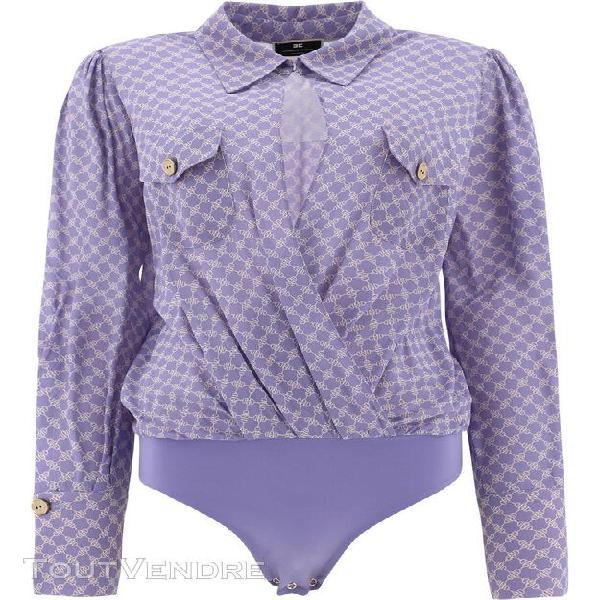 Elisabetta franchi femme cb01411e2q45 violet autres