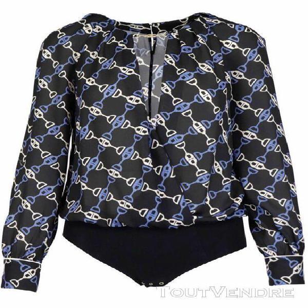 Elisabetta franchi femme cb01611e2110 noir autres matériaux