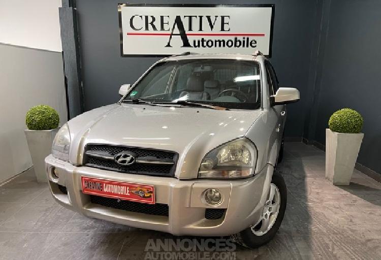 Hyundai tucson 2.0 crdi 4wd 112 cv 89 000 kms