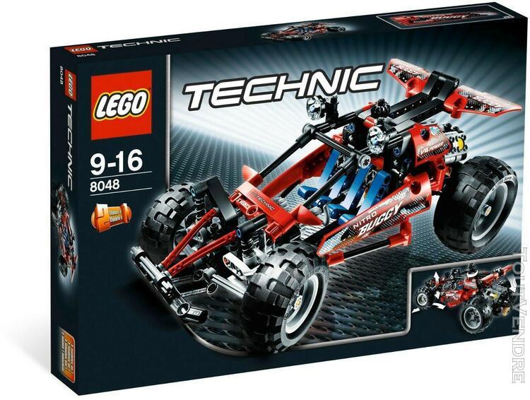 Lego technic 8048 le buggy