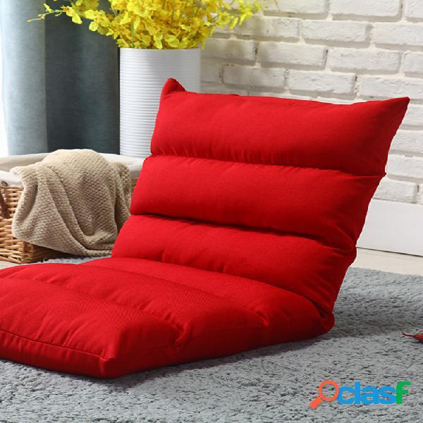 Canapé paresseux tatami lit pliant en arrière chambre simple petite chambre à coucher balcon net chaise