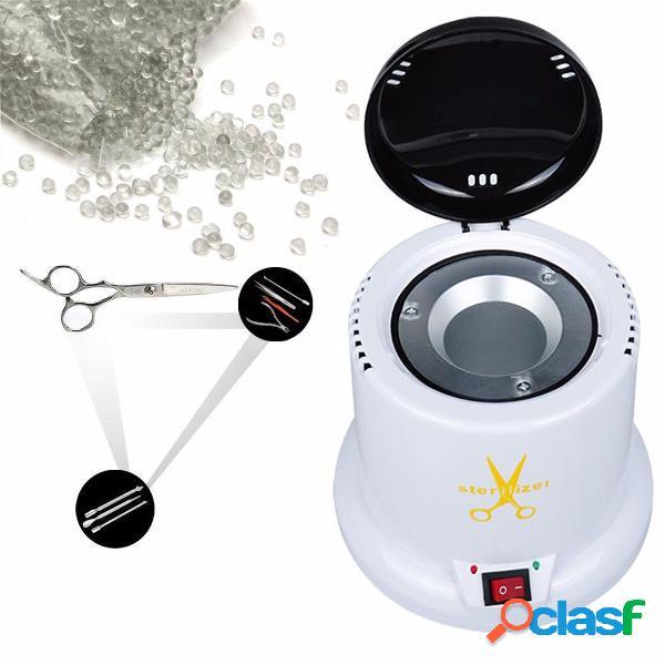 Stérilisateur à haute température de l'art des ongles métal tweezer scissor autoclave désinfectant machine désinfectant