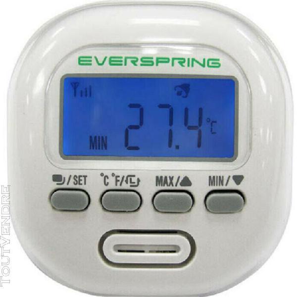Everspring capteur de température et d'humidité z-wave