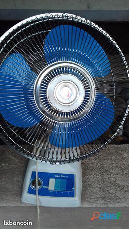 Ventilateur Super de Luxe de Table