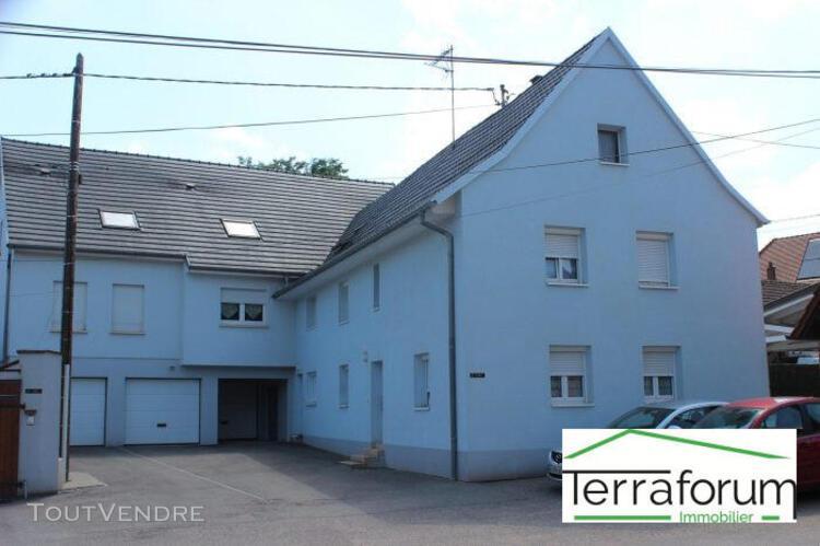 Appartement t5 en duplex avec entrée indépendante