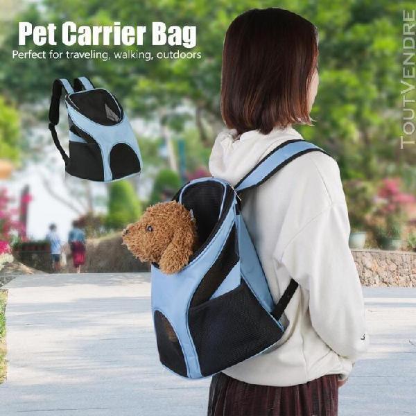 Sac de transport pour animaux de compagnie portable chien ch