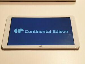 Tablette continental edison t1001r 8 go 10.1 - neuf