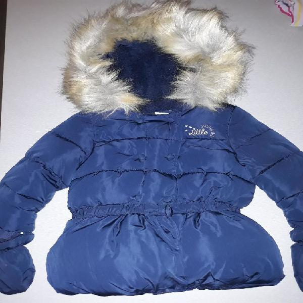 Manteau bleu 18 mois tape à l'?il tbe occasion, olivet