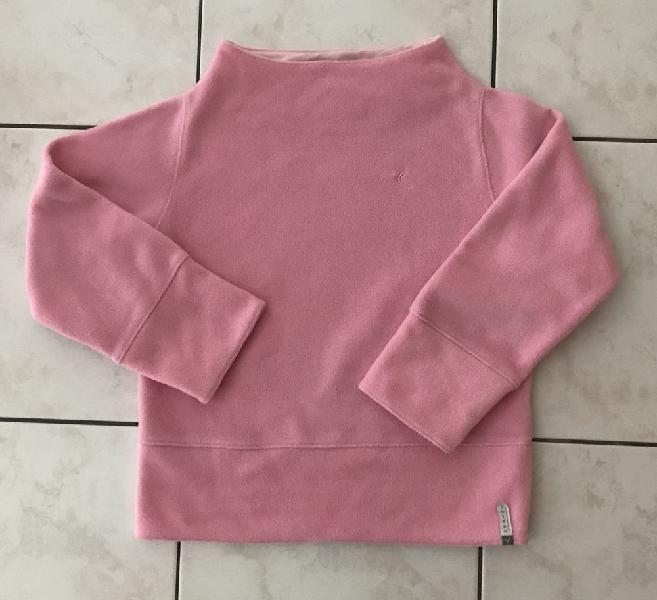 Sweat polaire rose neuf, pont-péan (35131)