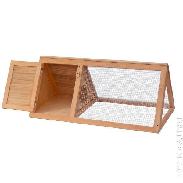 Cage pour animaux bois-5.65g
