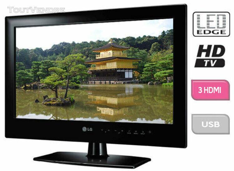 Televiseur lcd led lg 26le3300
