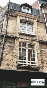 Immeuble à vendre dieppe centre dieppe 130 m2 seine