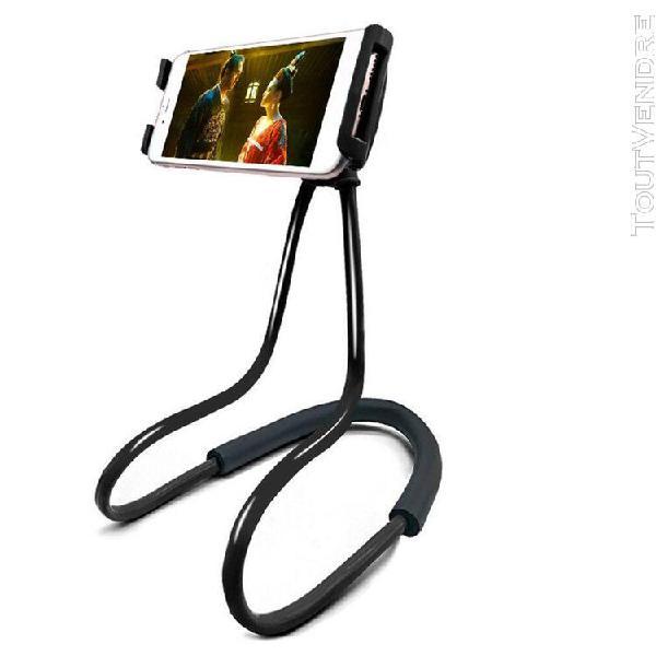 Support clip de téléphone portable suspendu multifonction