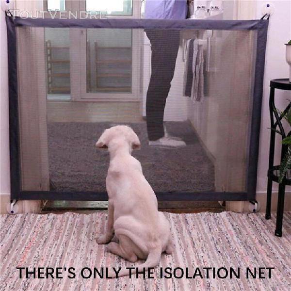 Animaux chien chat bébé barrière de sécurité mesh