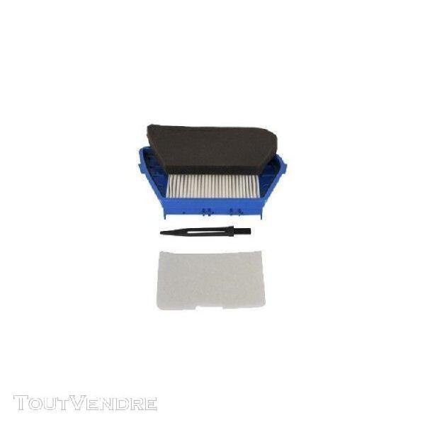 Filtre hepa avec mousse et filtre aspirateur rowenta zr00460