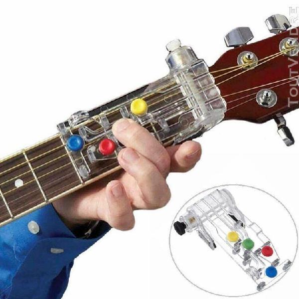 guitare classique chordbuddy lucky ysoul aide À