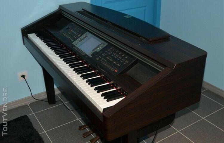 Piano numérique yamaha clavinova cvp - 207