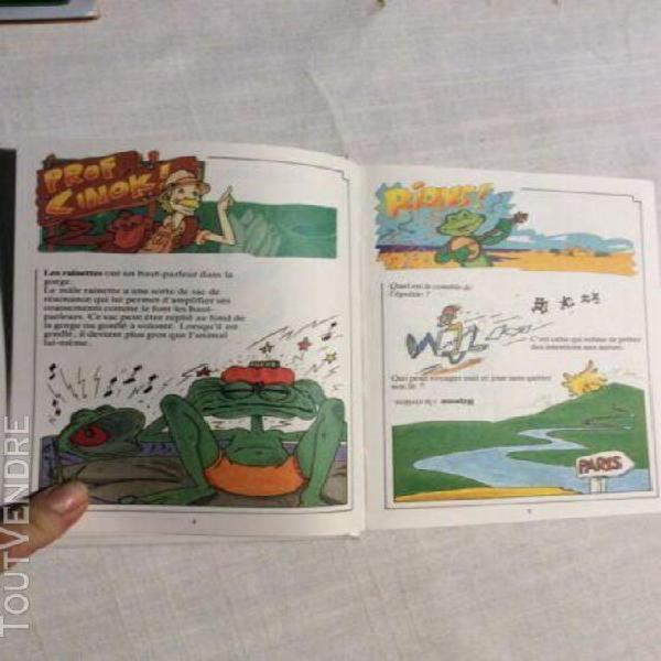 1 livre 80 idées pour s'amuser_ jeux plein air bricolage