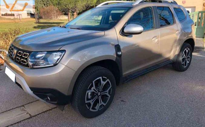 Dacia duster blue dci 115 4x2 prestige attela...