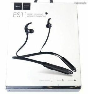 Hoco écouteur sans fil es11 maret sports noir neuf