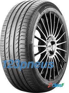 Continental contisportcontact 5 ssr (255/45 r17 98w *, runflat)