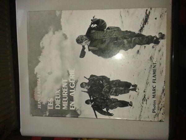 Livre sur la guerre d'algérie occasion, cussy-en-morvan