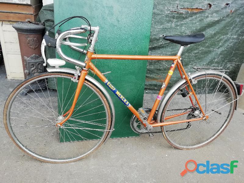 Vélo Vintage Eddy Mercks