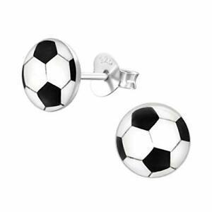 Boucles d'oreilles bungsa - avec ballon de football -