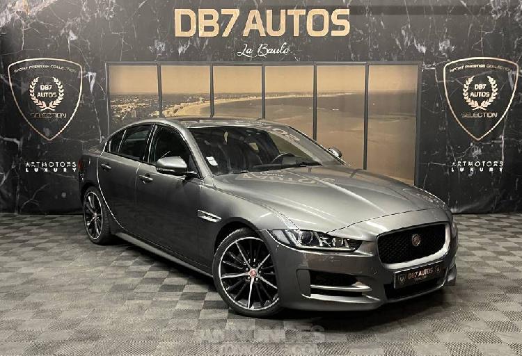 Jaguar xe 2.0 180 ch r sport