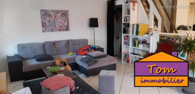 Appartement t3 duplex 65 m²