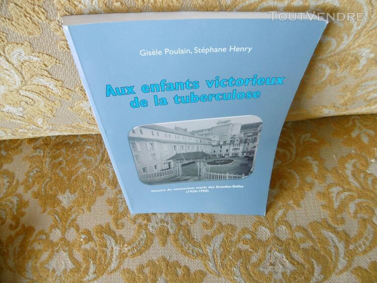 Histoire du sanatorium marin des grandes dalles (1920-1950)
