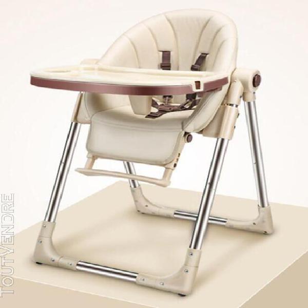 Marron] chaise de bébé nouveau-né siège portable