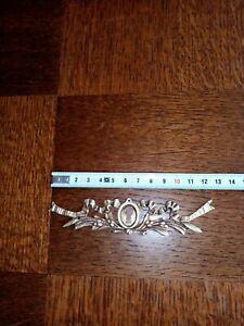 1 entrée de serrure en laiton long 13 cm