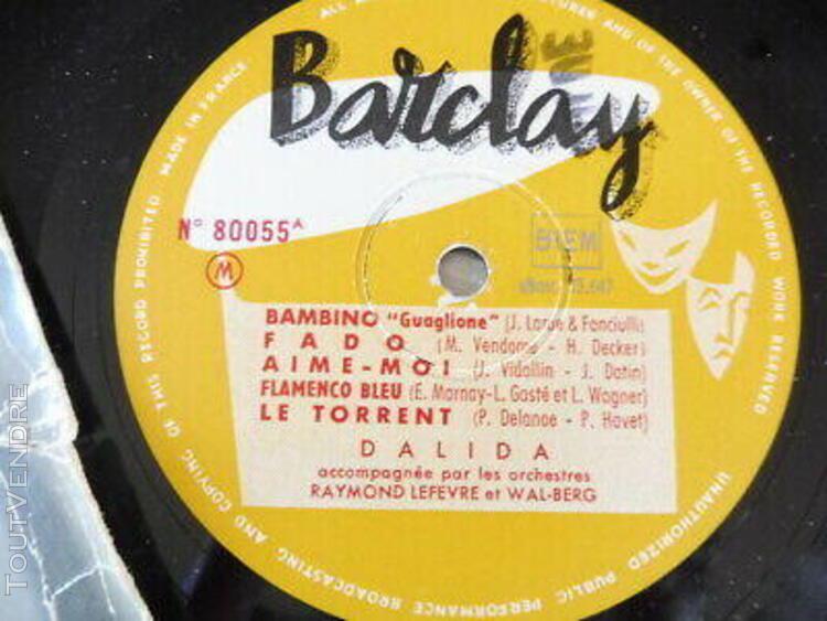Dalida – son nom est dalida - barclay 80055