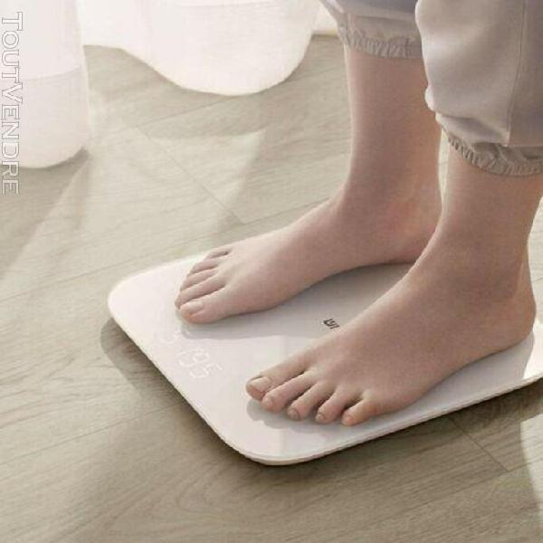 Pèse-personne xiaomi mi smart scale 2 déballé mais dans