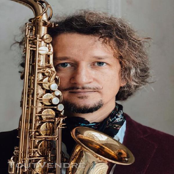 Cours de saxophone par web