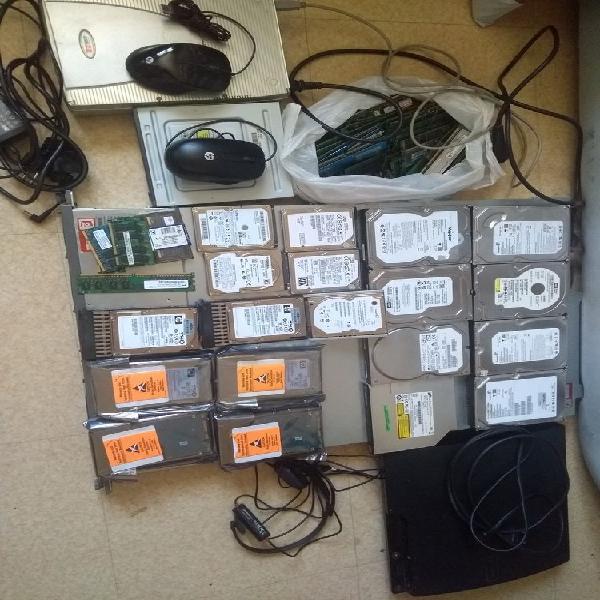 Lot de pièces informatique occasion, versailles (78000)