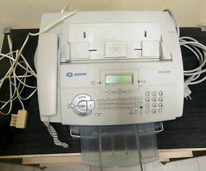 Téléphone fax copieur sagem fax 3245