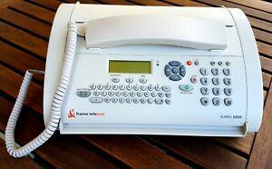 Téléphone fax france telecom galeo 5050