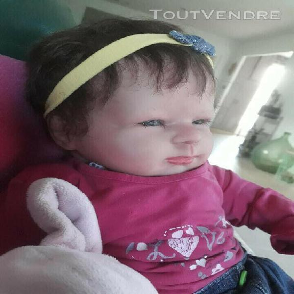 Bébé réaliste lilou