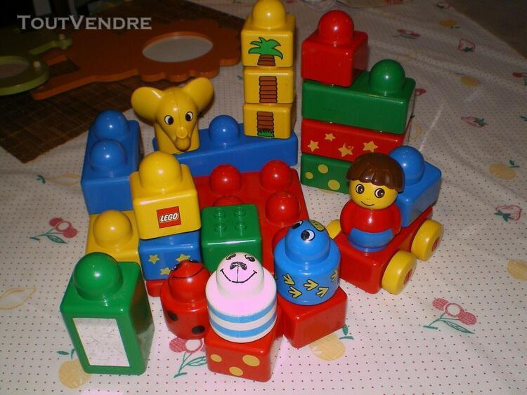 Lego primo pour bébé 1er âge 6-24 mois réf 2089 vintage